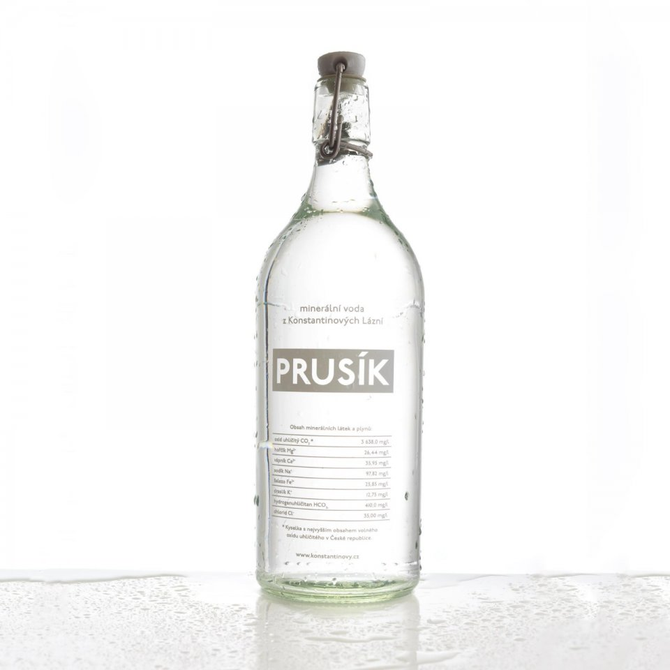 Bottled Prusík