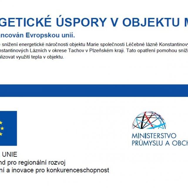 EU projekt LD Marie