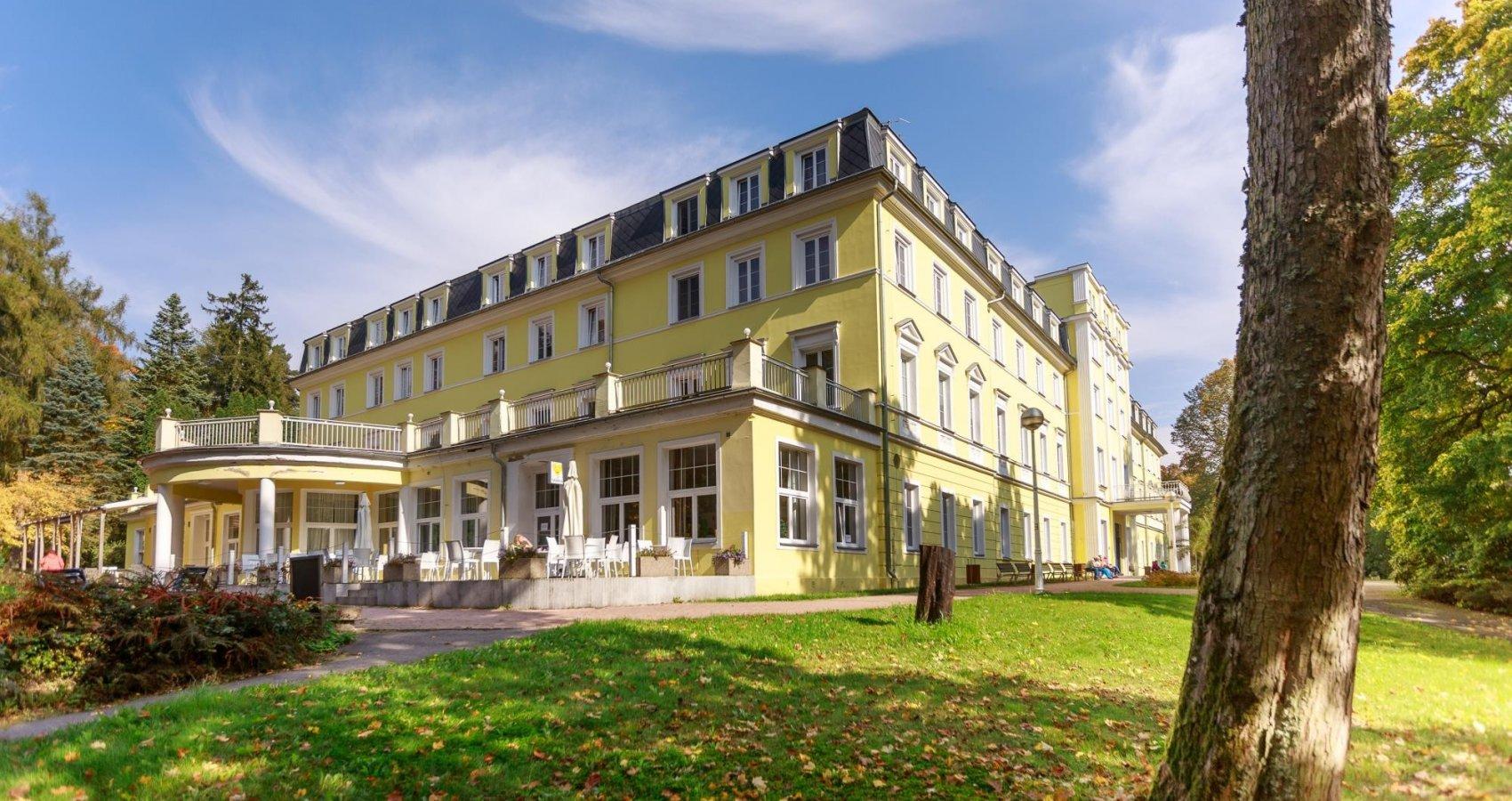Lázeňský hotel Prusík