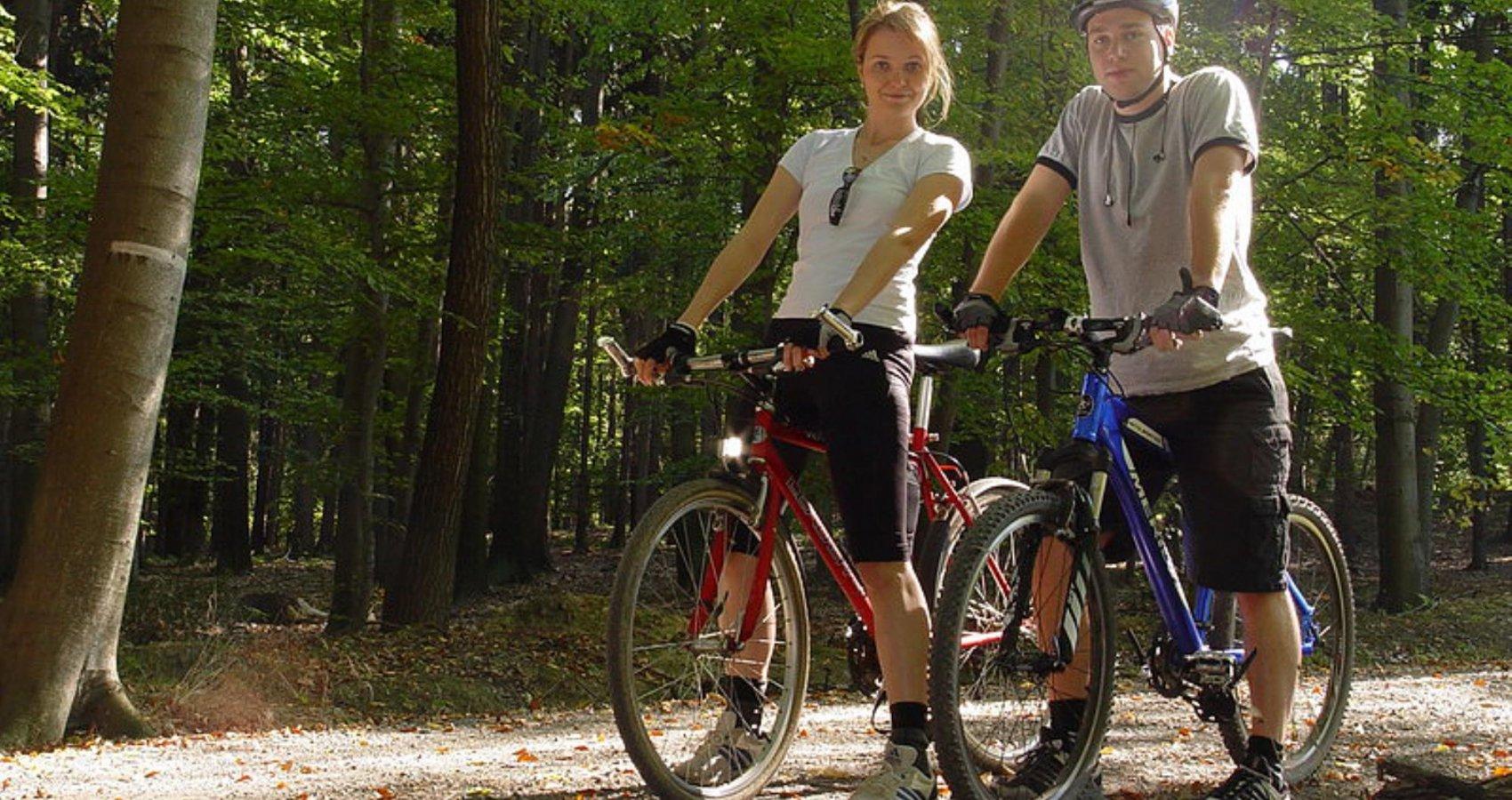 Cyklistika v okolí  Konstantinových Lázní