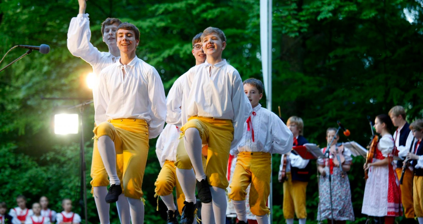 Mezinárodní folklorní festival CIOFF