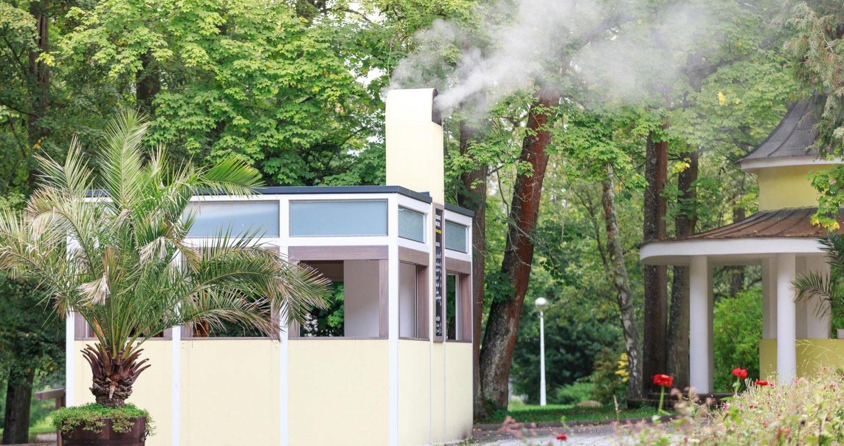 Grilovací domek restaurace Gril Park