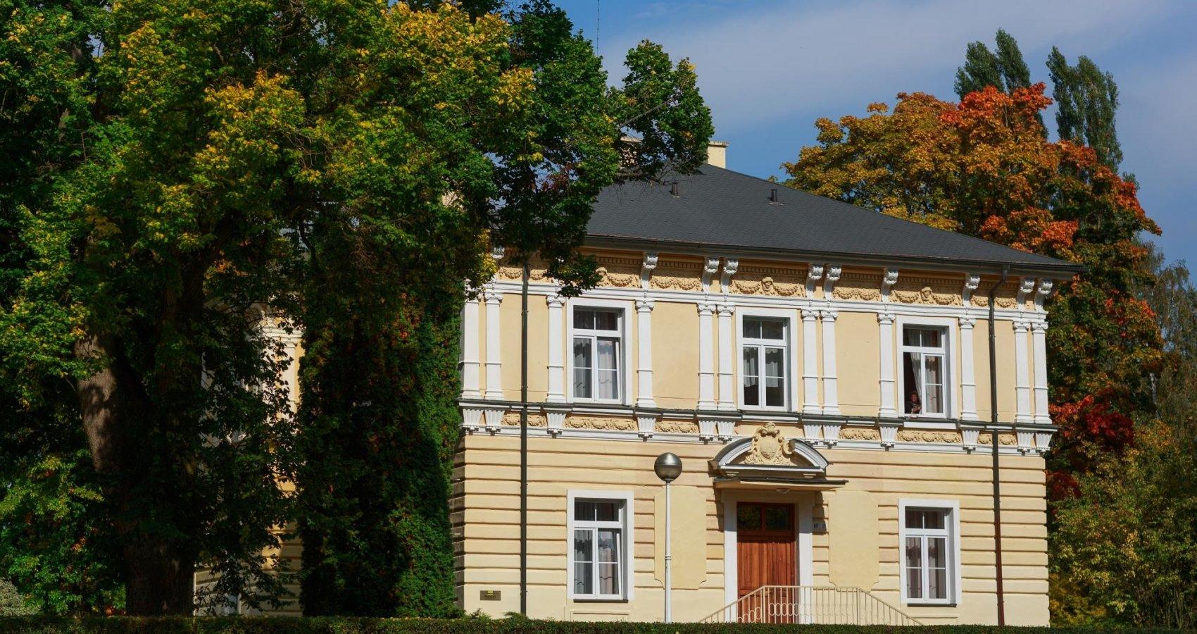 Lázeňský dům Palacký