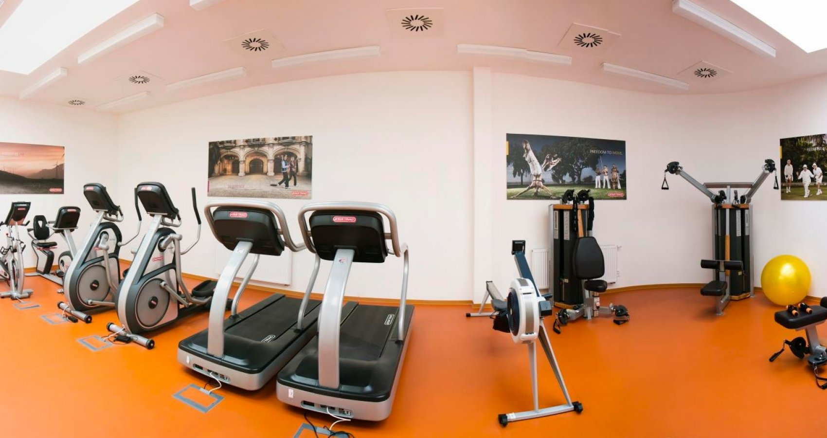 Fitness Wellnesscentra