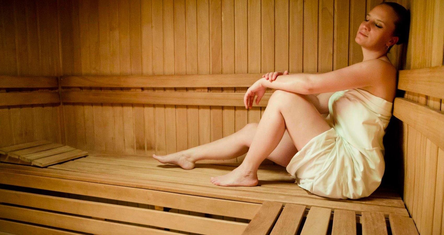 Saunový svět: finská sauna