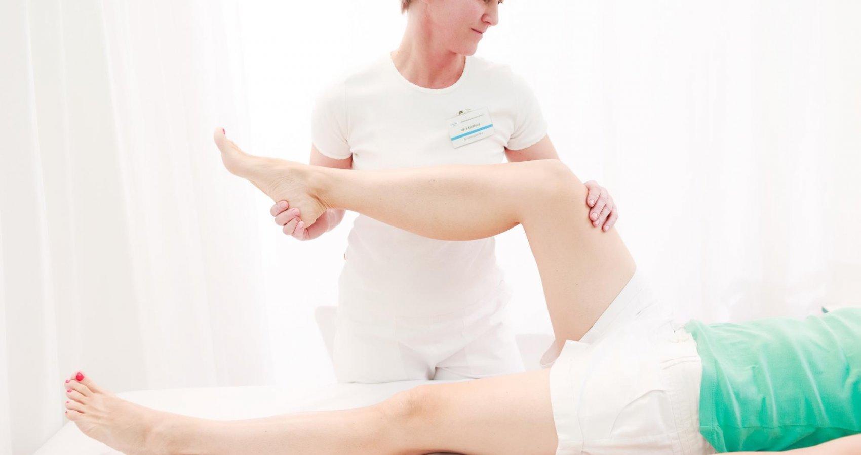 Rehabilitace dolních končetin