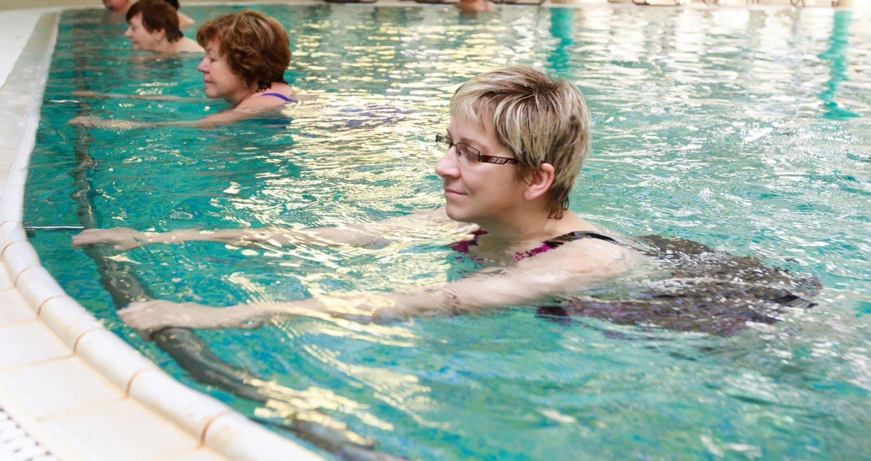 Léčebný tělocvik ve Wellnesscentru