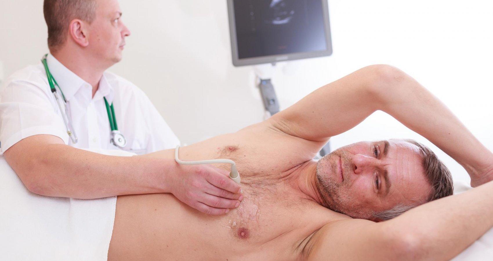 Echokardiografie klidová