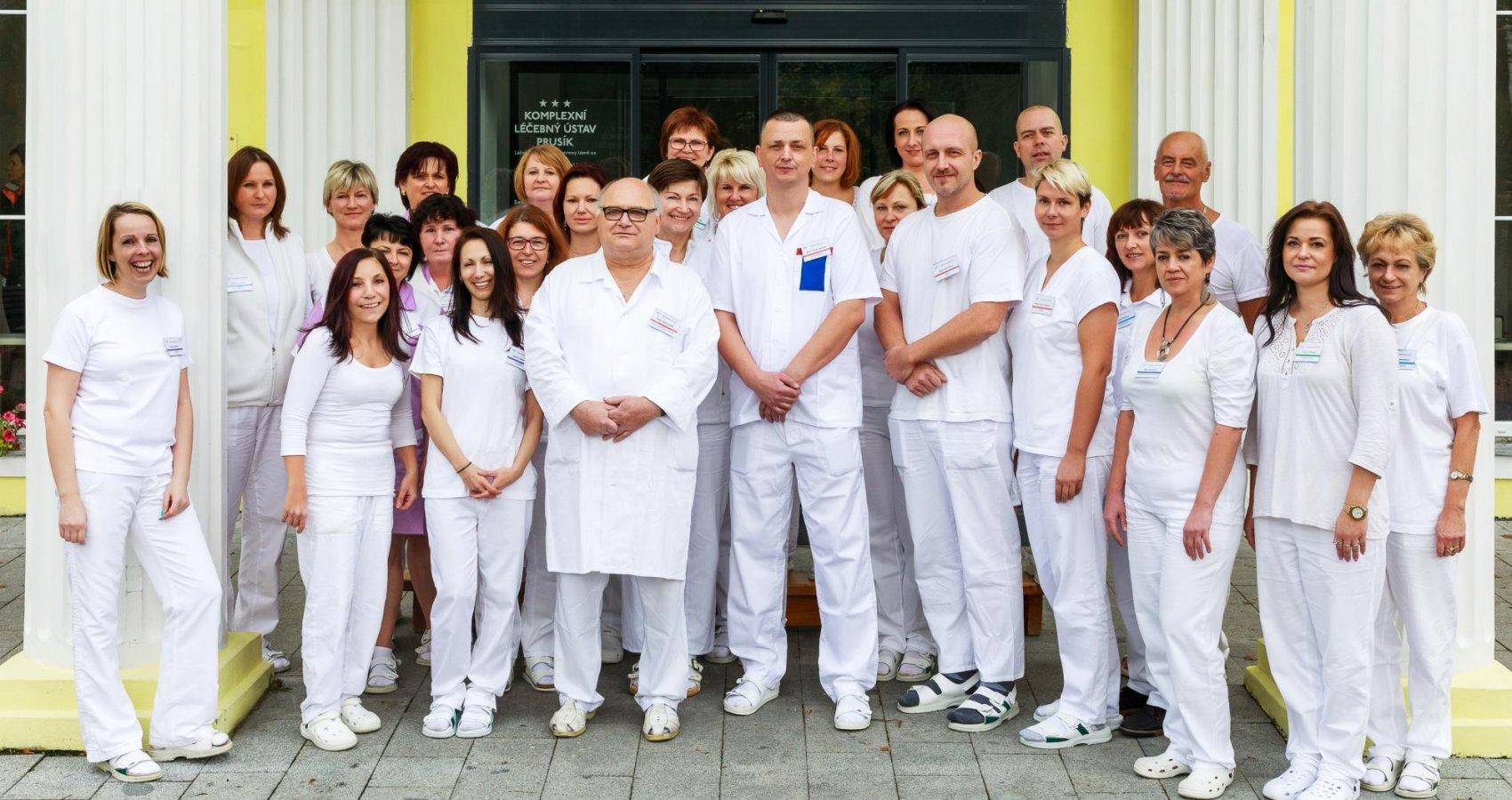 Zdravotní tým Léčebných lázní