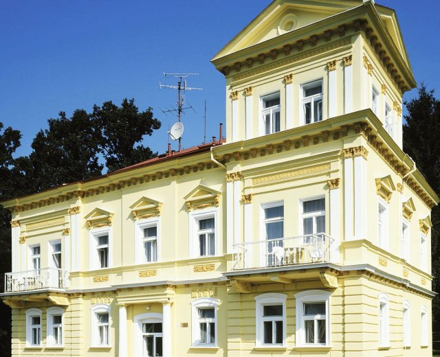 Dům Mánes po rekonstrukci