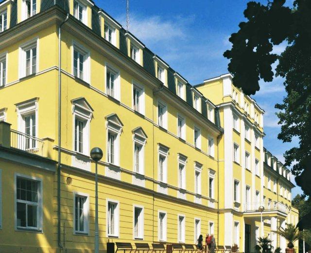 Hotel Prusík po rekonstrukci