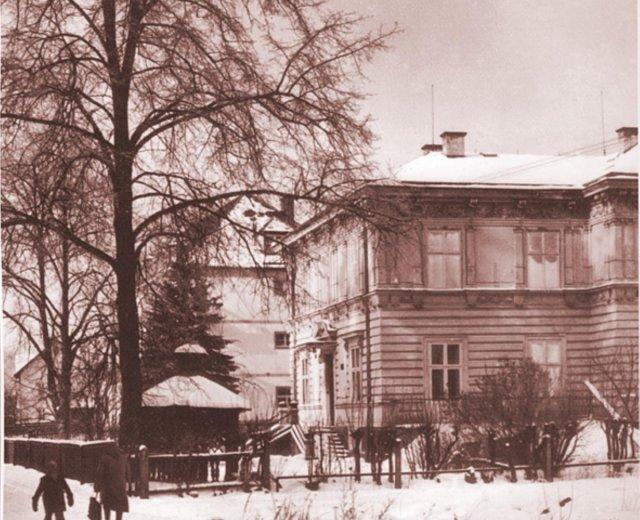 Dům Palacký před rekonstrukcí