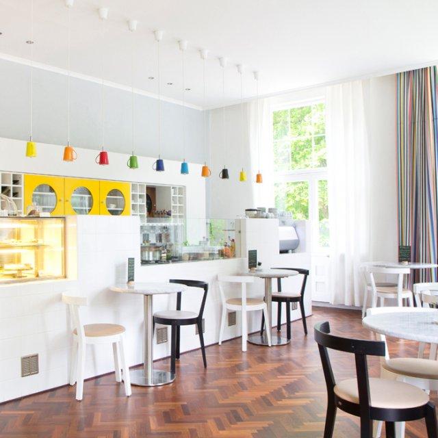 Kavárna má nové svěží menu