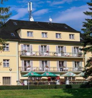 Spa hotel Jirásek ***