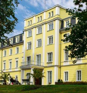 Lázeňský hotel Prusík ***