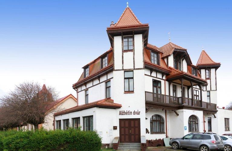 Lázeňský dům Alžbětin dvůr **