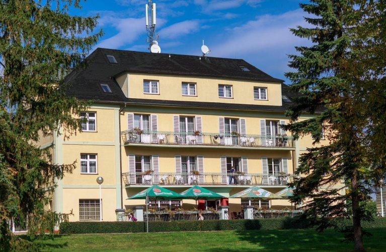 Lázeňský hotel Jirásek ***