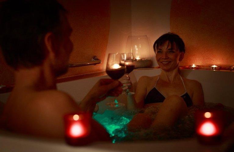Relaxační koupele
