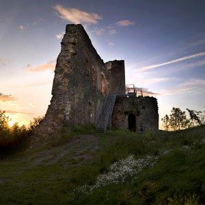 Na hrad Švamberk